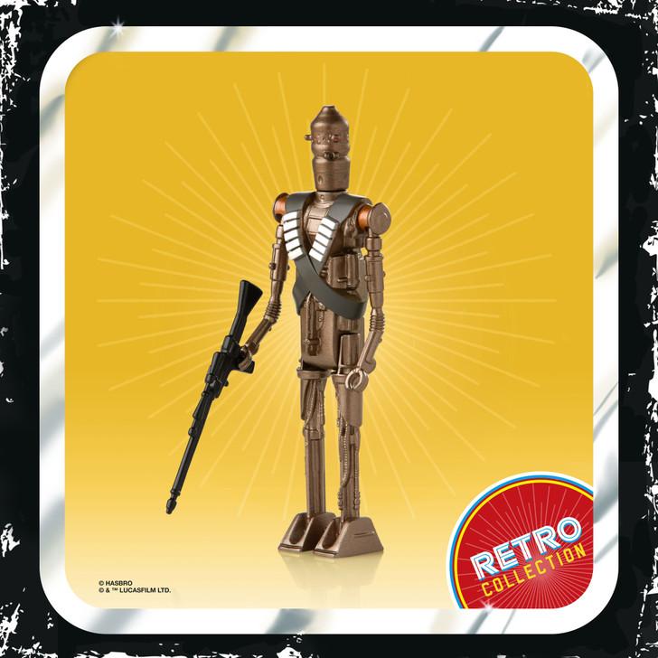 Hasbro Star Wars Retro Collection IG-11