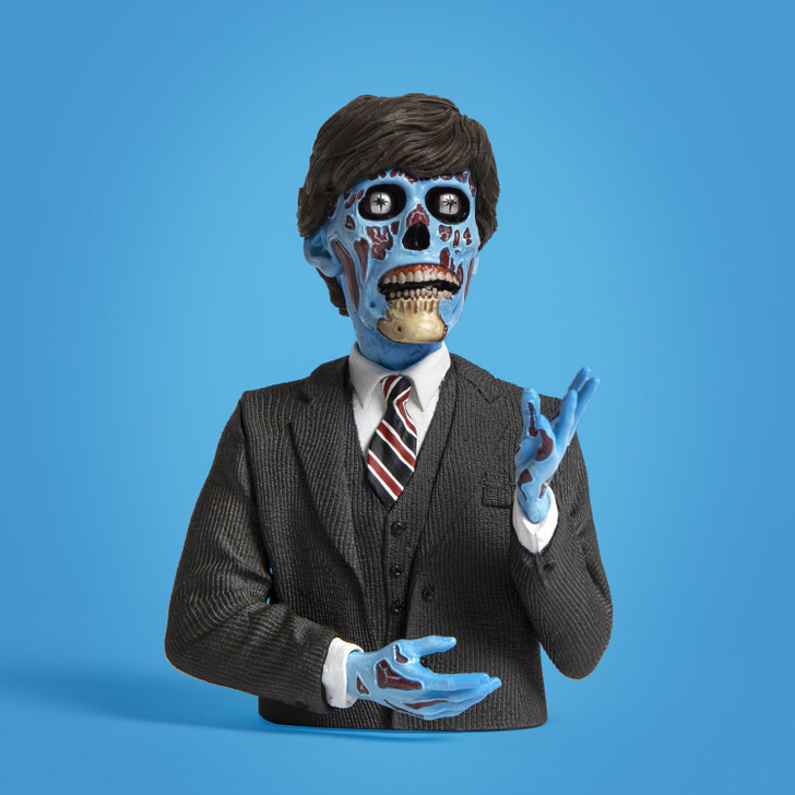 Waxwork Records They Live Politician Spinature