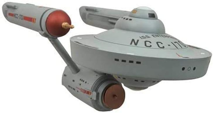 Diamond Select Star Trek Star Trek Mirror Mirror Enterprise Minimate Vehicle with Kirk Figure