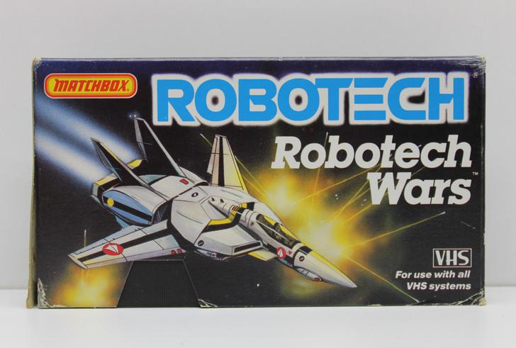 Matchbox Robotech (Toy Promo) Vintage VCR Video Cassette Tape