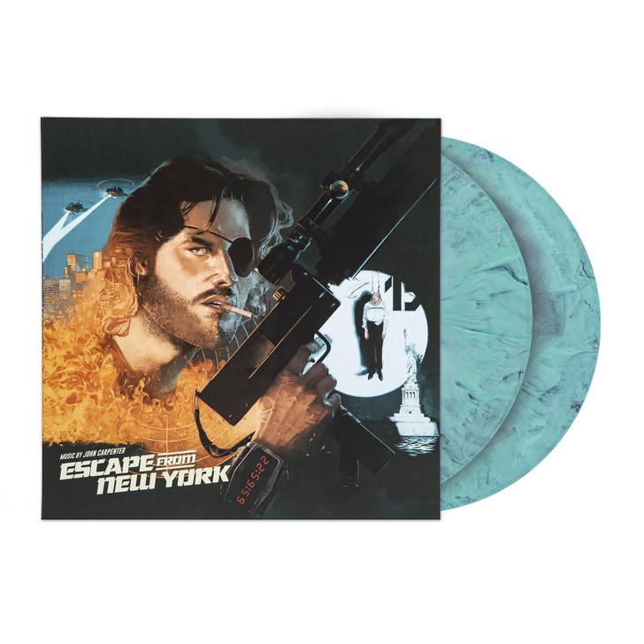 Waxwork Records John Carpenter's Escape from New York Soundtrack