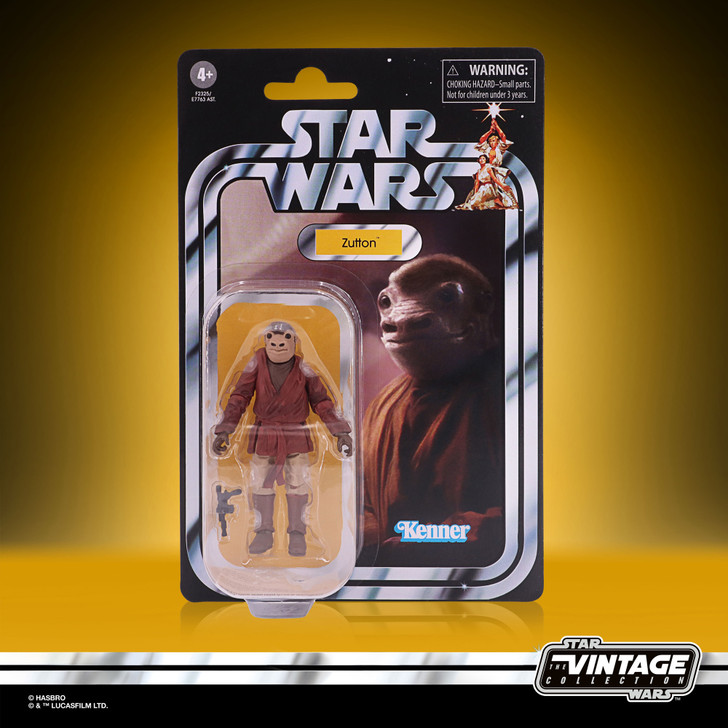 Hasbro Star Wars The Vintage Collection Zutton action figure