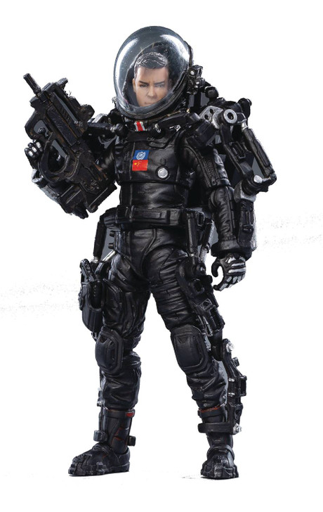 Joy Toy Wandering Earth Rescue Team Scout 1/18th Scale Action Figure