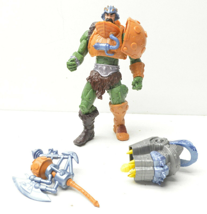 Mattel MOTU 200X Man At Arms Action Figure (No package)