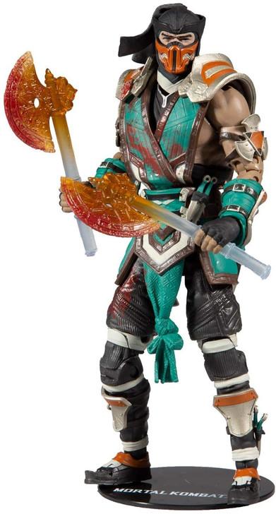 Mcfarlane Mortal Kombat Sub-Zero Frozen Over Action Figure