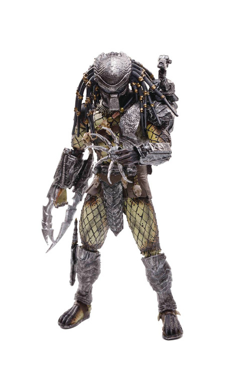 Hiya AVP Temple Guard Predator 1/18th scale Action Figure
