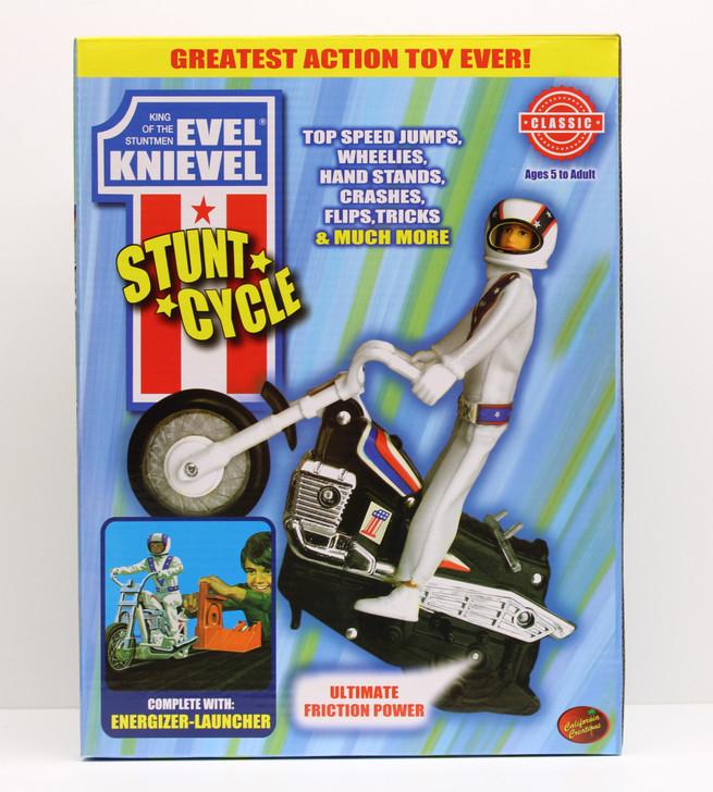 Evel Knievel Retro Stunt Cycle Box Set