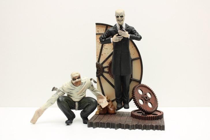 MAC Buffy the Vampire Slayer HUSH Gentlemen Action Figure