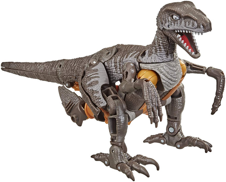 Hasbro Transformers Kingdom Dinobot Voyager Action Figure