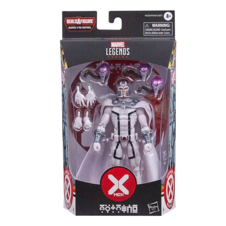 Hasbro Marvel Legends Magneto Action Figure