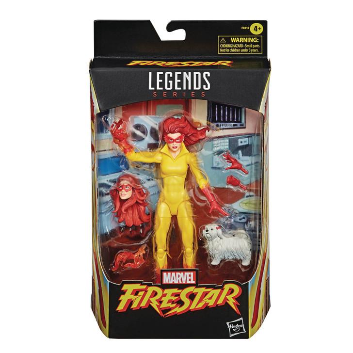 Hasbro Marvel Legends Firestar Action Figure