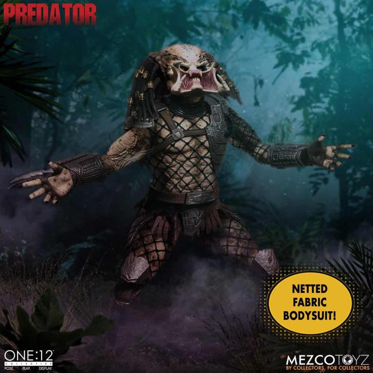 Mezco One:12 Collective Predator - Deluxe Edition