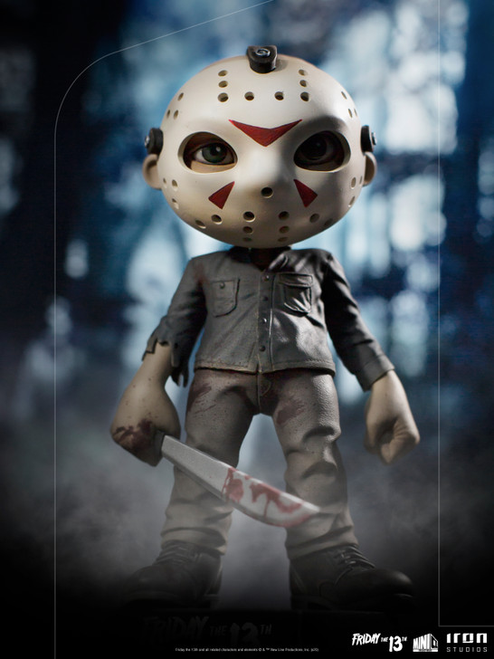 Minico Friday the 13th Jason Voorhees Vinyl Statue