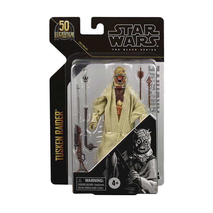 Hasbro Star Wars Black Series Archive Tusken Raider Action Figure