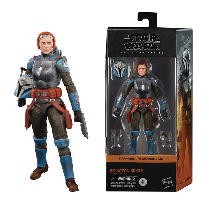 Hasbro Star Wars Black Series Bo Katan Action Figure