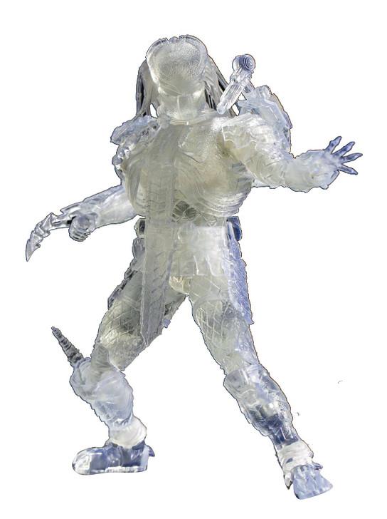 Hiya AVP Invisible Scar Predator 1/18th scale Action Figure