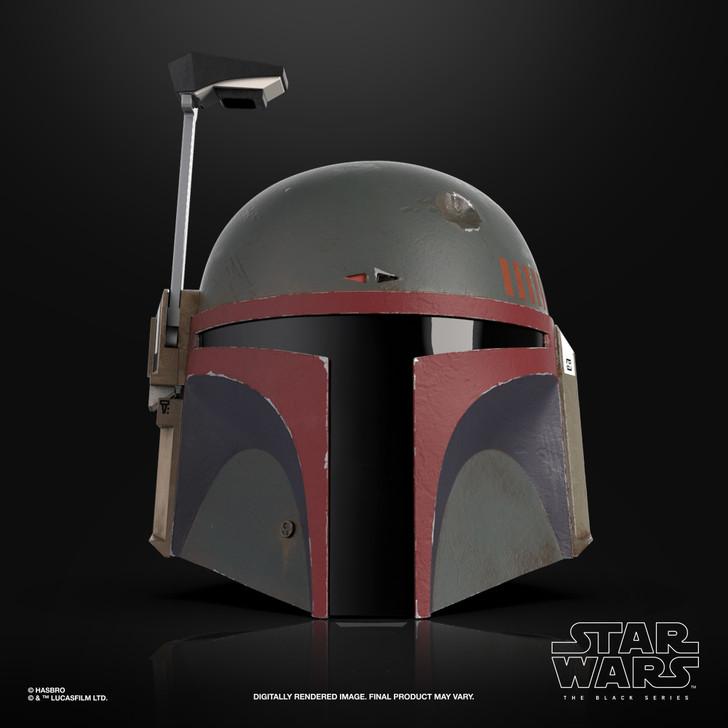 Hasbro Star Wars The Black Series Boba Fett (Re-Armored) Premium Electronic Helmet