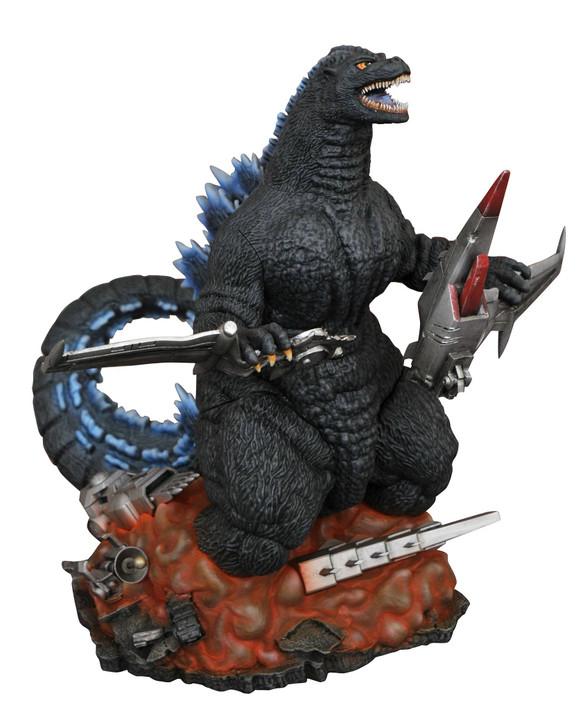 Diamond Select Godzilla Gallery 1993 Godzilla Deluxe PVC Figure