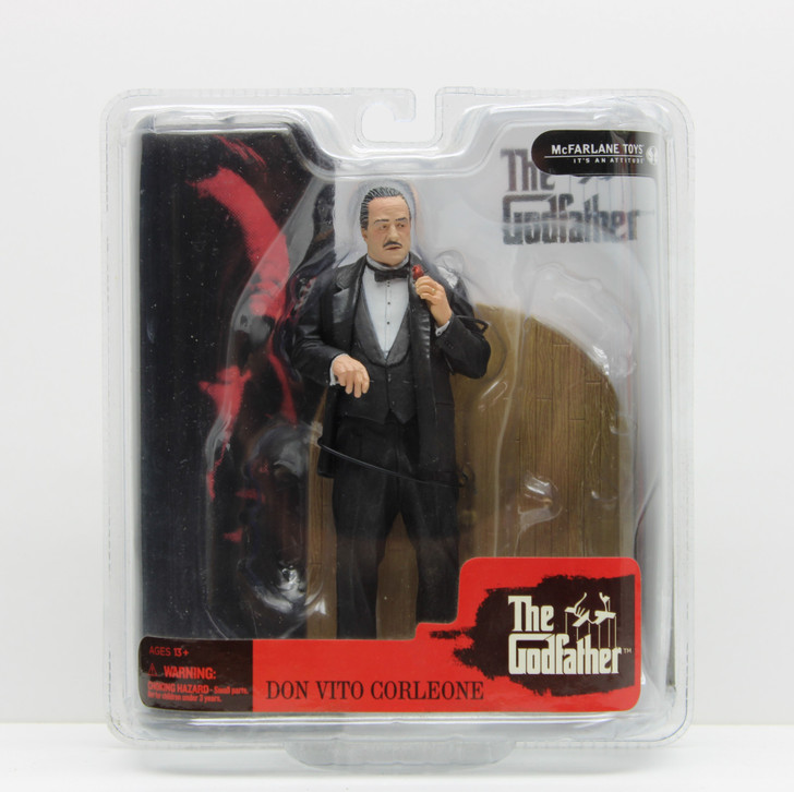 McFarlane (2007) The Godfather Don Vito Corleone Action Figure