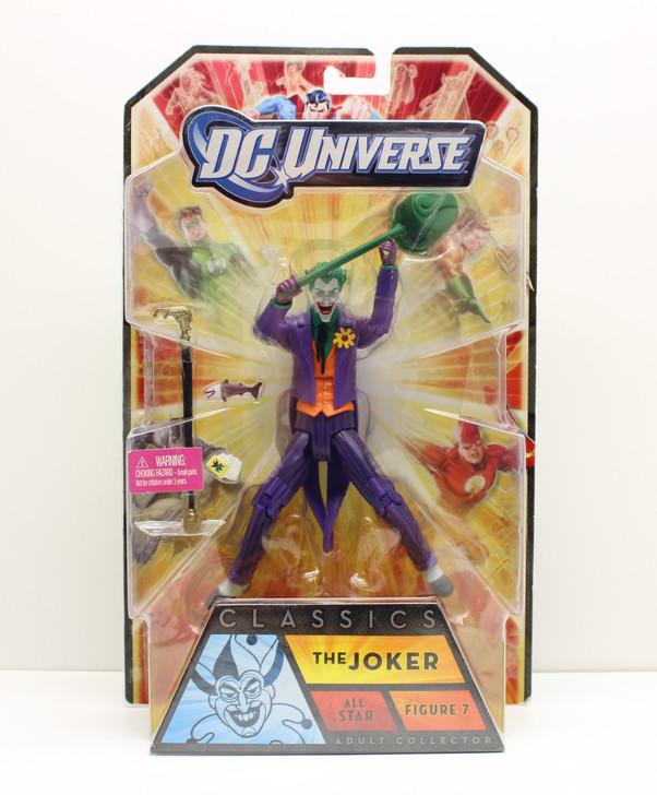 Mattel (2010) DCU Classics The Joker  Action Figure
