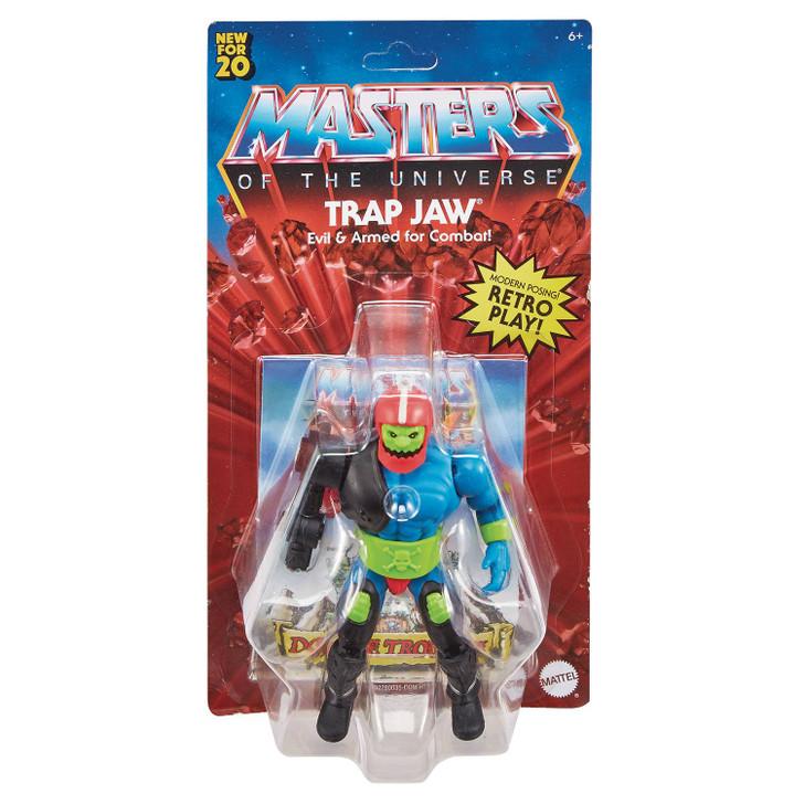 Mattel MOTU Origins Trap-Jaw Action Figure
