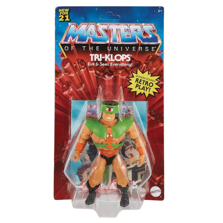 Mattel MOTU Origins Tri-Klops Action Figure