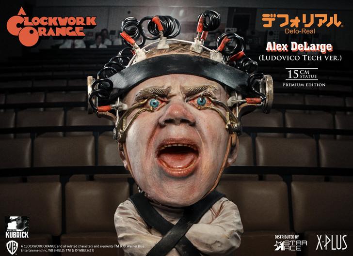 Star Ace A Clockwork Orange Alex Delarge 2.0 Defo-Real