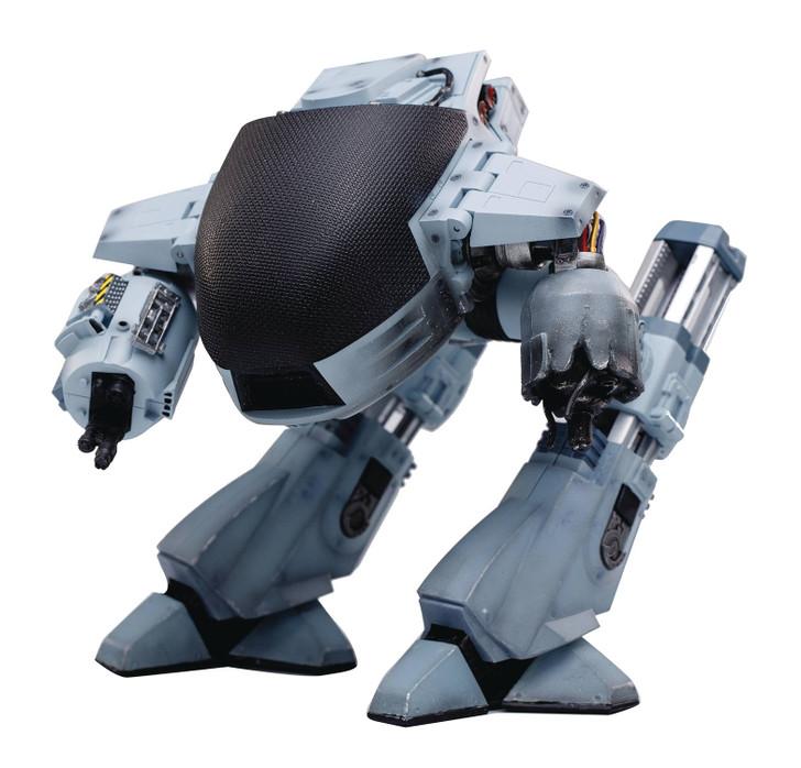 HIYA Robocop ED209 BATTLE DAMAGED 1/18 scale action figure