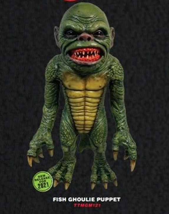 Copy of Ghoulies II Fish Ghoulie Puppet Prop