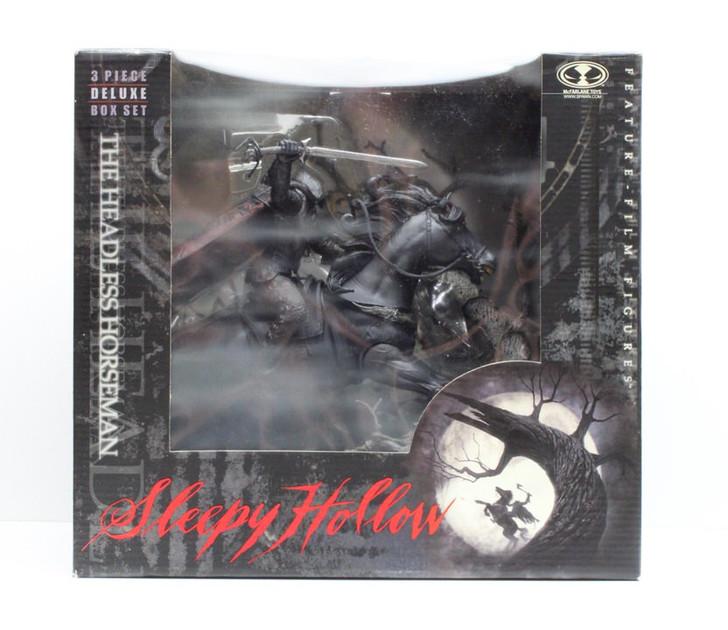 McFarlane (1999) Sleepy Hollow Deluxe Box Set (Open Package)