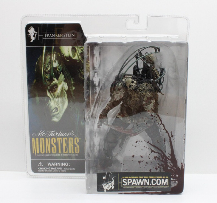 Mcfarlane (2002) Monsters Frankenstein Action Figure