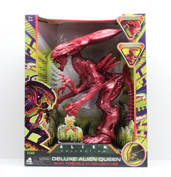 Lanard Alien Queen (RED) 12in Action Figure