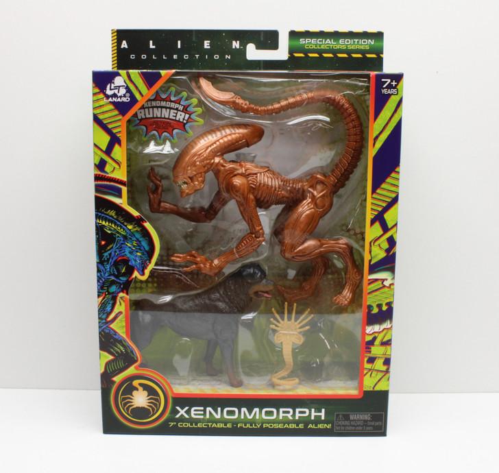 Lanard Alien Runner Xenomorph 7in Action Figure