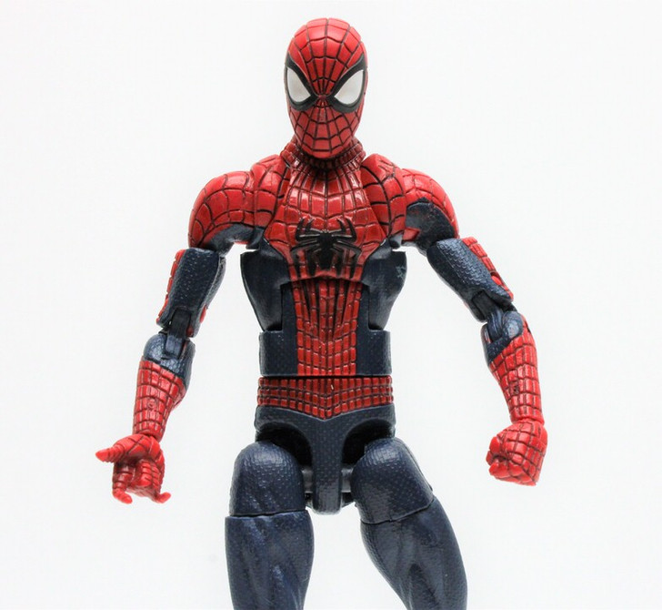 Hasbro (2012) Marvel Legends Amazing Spider-Man Movie Action Figure (No package)