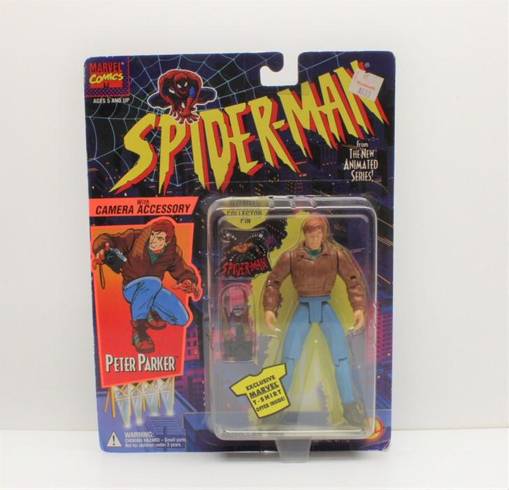 """ToyBiz (1994) Peter Parker 5"""" Action Figure"""