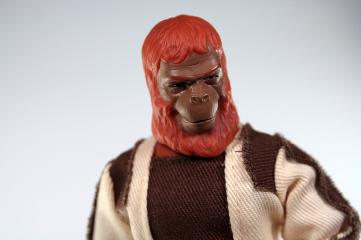 """Mego Action Figure 8"""" Planet of the Apes Dr. Zaius"""