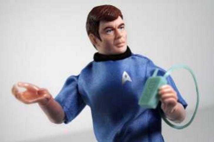 "Mego Action Figure 8"" Star Trek McCoy"