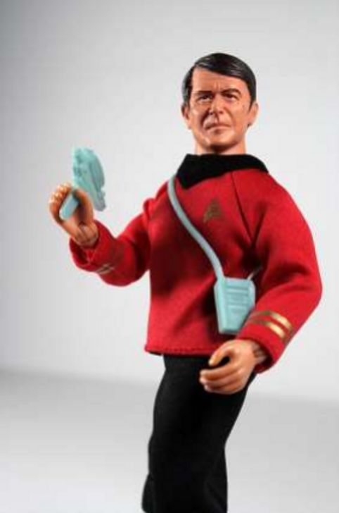"Mego Action Figure 8"" Star Trek Scotty"