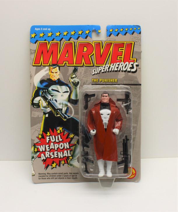 ToyBiz (1994) Marvel Super Heroes Punisher in Trenchcoat Action Figure