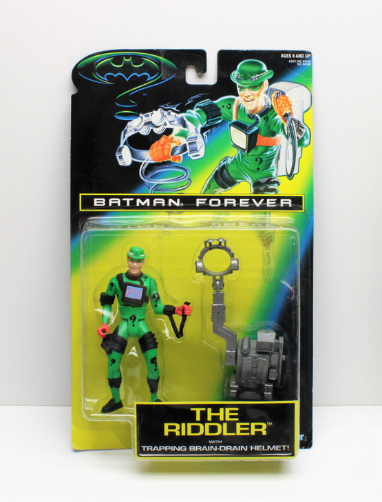 Kenner Batman Forever The Riddler Action Figure