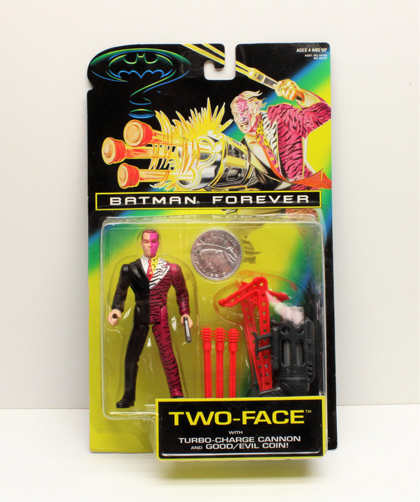 Kenner Batman Forever Two-Face Action Figure