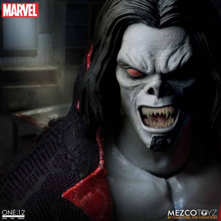 MEZCO One:12 Collective Morbius