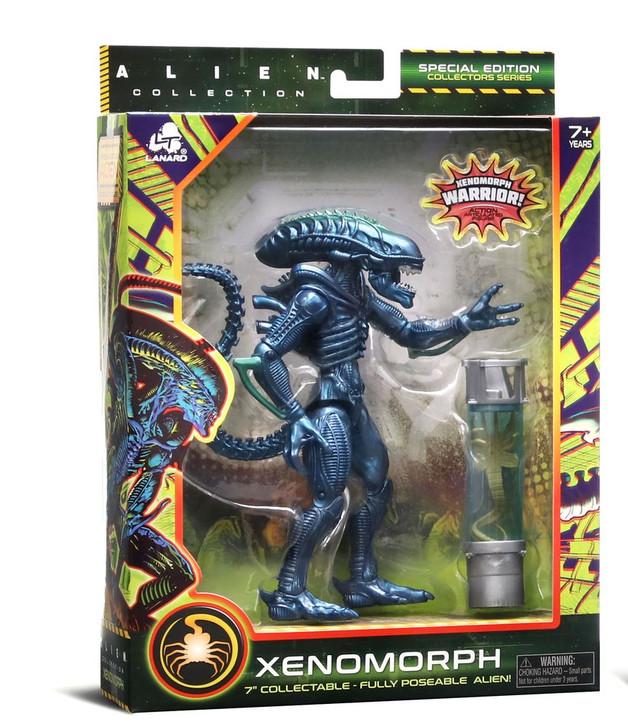 Lanard Alien Xenomorph Warrior 7in Action Figure