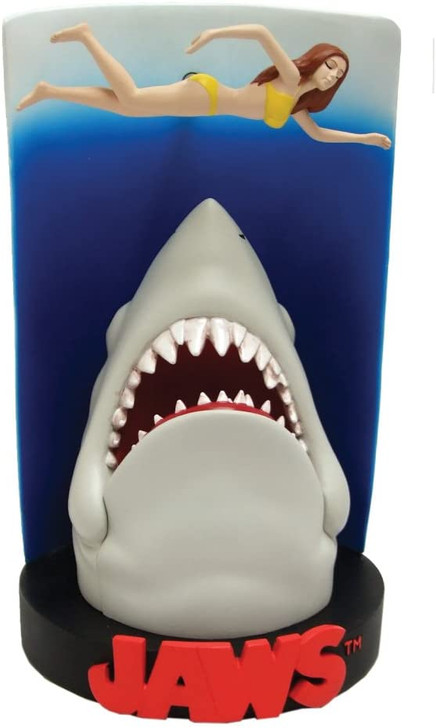 Factory Entertainment JAWS- Swimmer Poster Premium Motion Statue