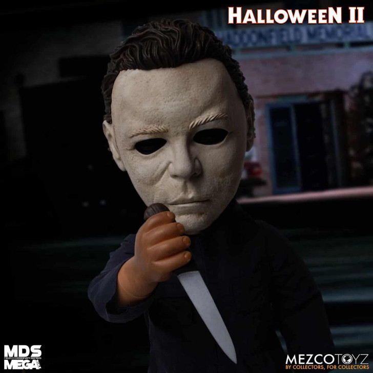 Mezco MDS Mega Scale Halloween II (1981): Michael Myers with Sound
