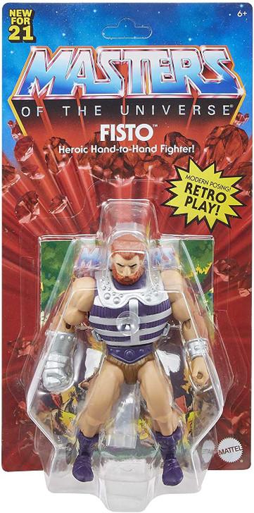 Mattel MOTU Origins Fisto Action Figure