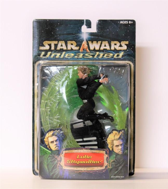 Hasbro Star Wars Unleashed Luke Skywalker Jedi Knight