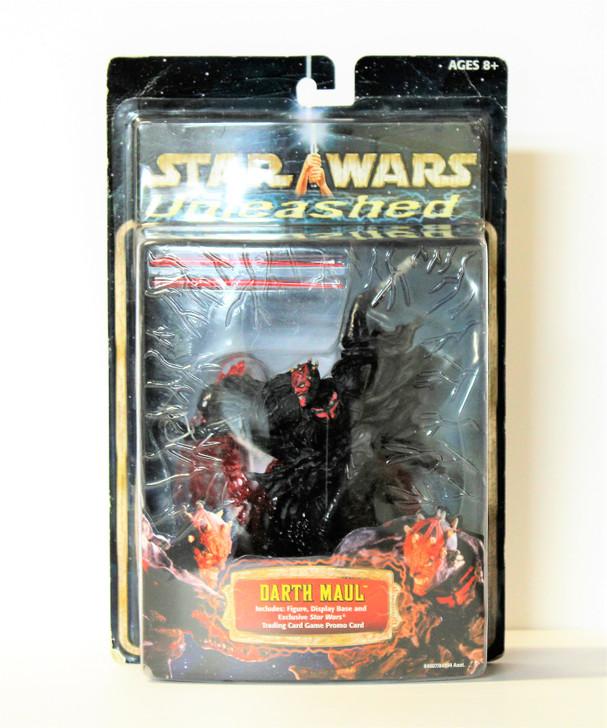 Hasbro Star Wars Unleashed Darth Maul