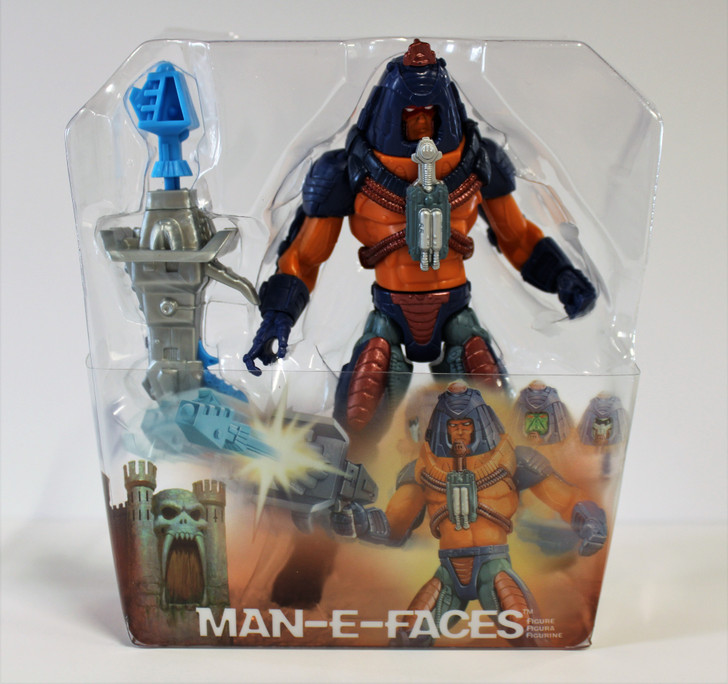 Mattel MOTU 200X MAN-E-FACES Action Figure (No package)
