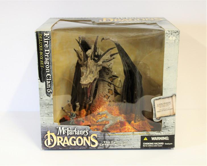 McFarlane's Dragons Fire Dragon Clan 5 Deluxe Box Set
